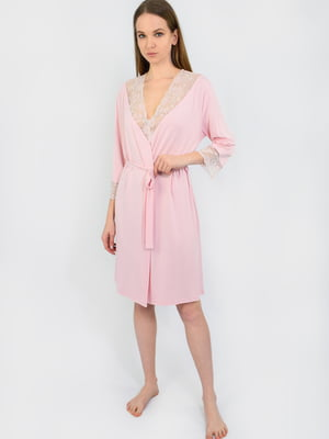 Халат рожевий | 5483792