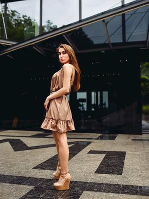 Сукня бежева | 5483432