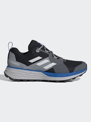 Кросівки сіро-чорні | 5483758