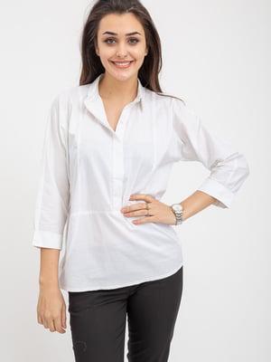 Блуза белая | 5484317