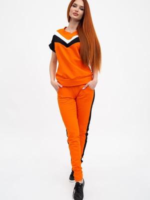 Костюм: футболка и брюки | 5484392