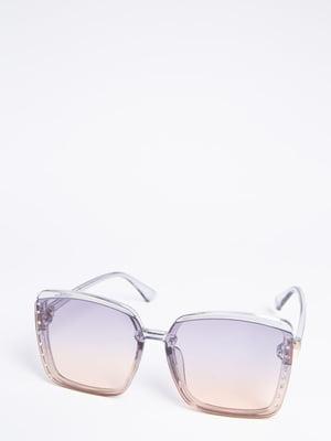 Очки солнцезащитные | 5484437
