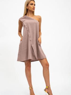 Платье бежевое | 5484507