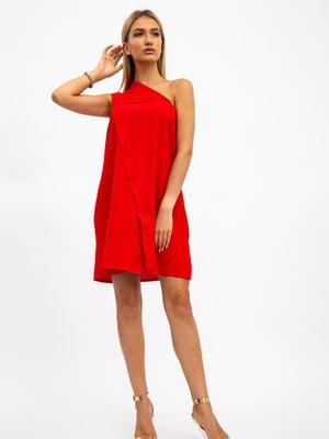 Платье красное | 5484508