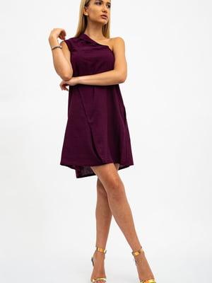 Платье фиолетовое | 5484509
