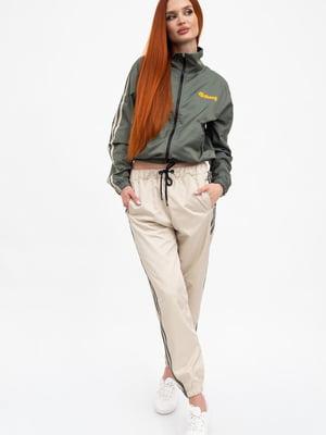 Костюм спортивный: кофта и брюки | 5484562
