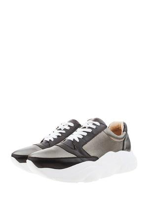 Кросівки бронзово-коричневі | 5479896