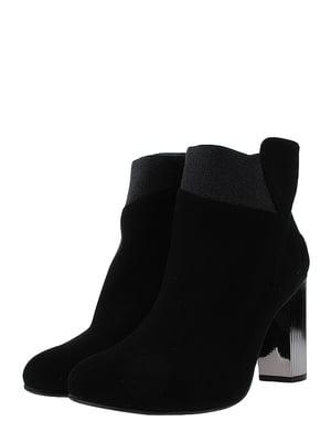 Ботинки черные   5484730