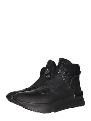 Ботинки черные | 5484734