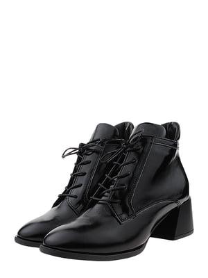 Ботинки черные | 5484904
