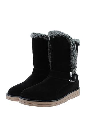 Ботинки черные | 5484910