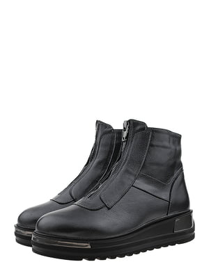 Ботинки графитового цвета | 5484920