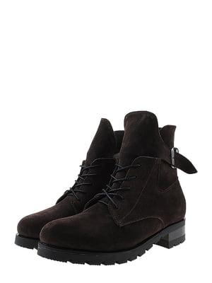 Ботинки коричневые | 5484925