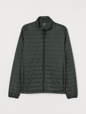 Куртка темно-зелена   5485137