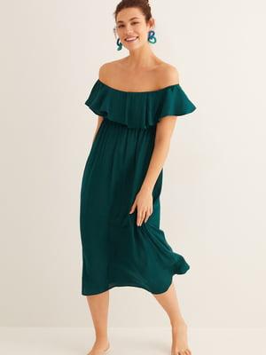 Платье зеленое | 5485700