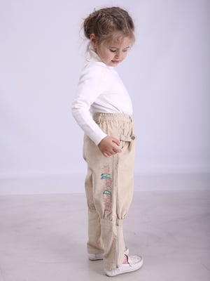 Штани для дівчинки | 2878941