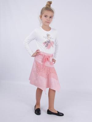 Юбка розовая | 5351539
