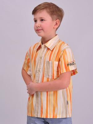 Рубашка в полоску | 5351589