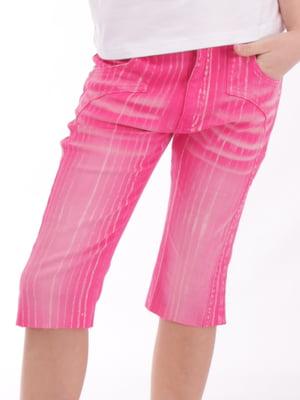 Бриджі рожеві | 5485793