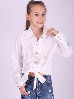 Сорочка біла | 5485796