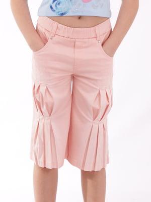Бриджі рожеві | 5485807