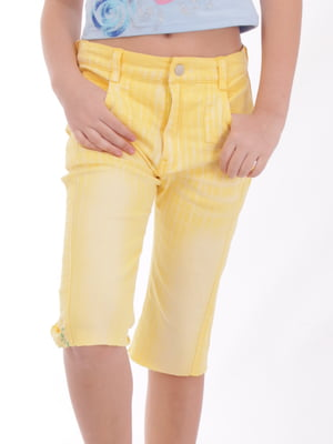 Бриджі жовті | 5485810