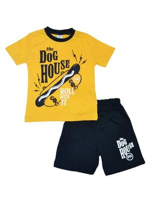 Костюм: шорти та футболка   5485970