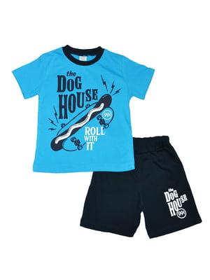 Костюм: шорти та футболка   5485971