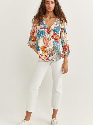 Блуза в принт | 5485864
