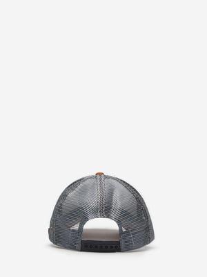 Бейсболка разноцветная с логотипом | 5485871