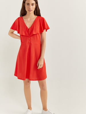 Платье красное | 5485880