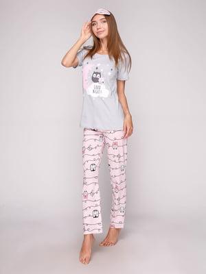 Комплект: футболка и брюки | 5487200