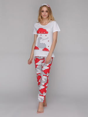 Комплект: футболка и брюки | 5487217