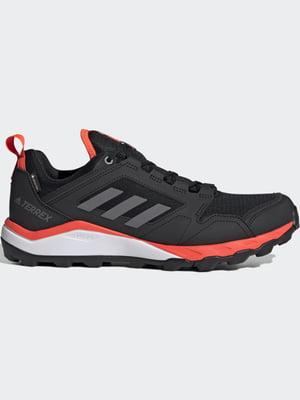 Кросівки сіро-коралового кольору | 5487727