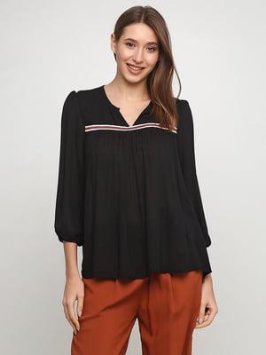 Блуза чорна | 5487745