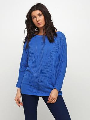 Джемпер синій | 5487749