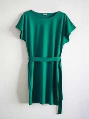 Платье изумрудного цвета | 5488129