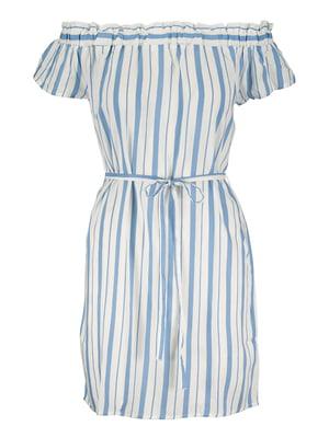 Платье в полоску | 5488220