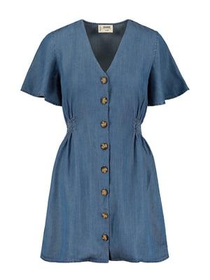 Платье синее | 5488252