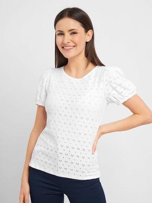 Блуза біла   5488455