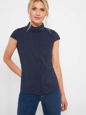 Рубашка синяя | 5488492
