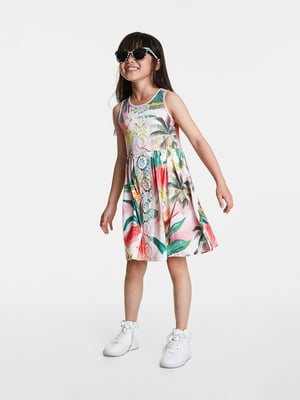 Платье с принтом   5488526