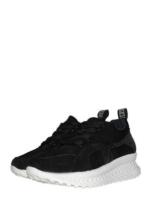 Кросівки чорні | 5488002