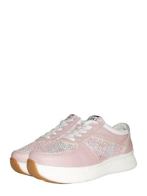 Кросівки лілового кольору | 5488005