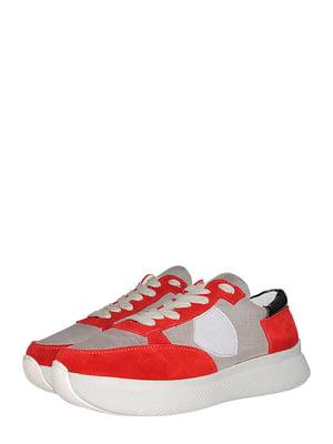 Кросівки червоні | 5488006