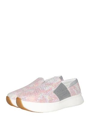 Кросівки рожеві | 5488010