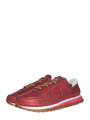 Кросівки бордові | 5488011