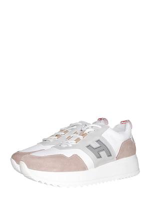 Кросівки кавового кольору | 5488012