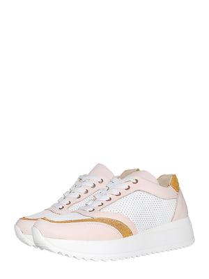 Кросівки кольору пудри | 5488013