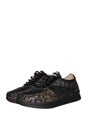 Кроссовки черные   5488014